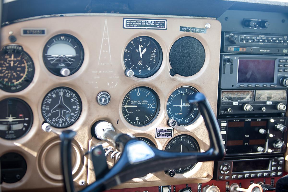 Aircraft - AeroTrek Flight Academy